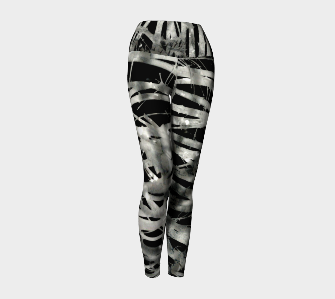 f1b20ba9c5773 Skeletons - Yoga Pants Made in Canada by Fate Designs | Life's a ...