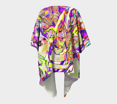 Slow Motion in an Eternal Paradox - Kimono &&&-Draped Kimono-Fate Designs-Fate Designs