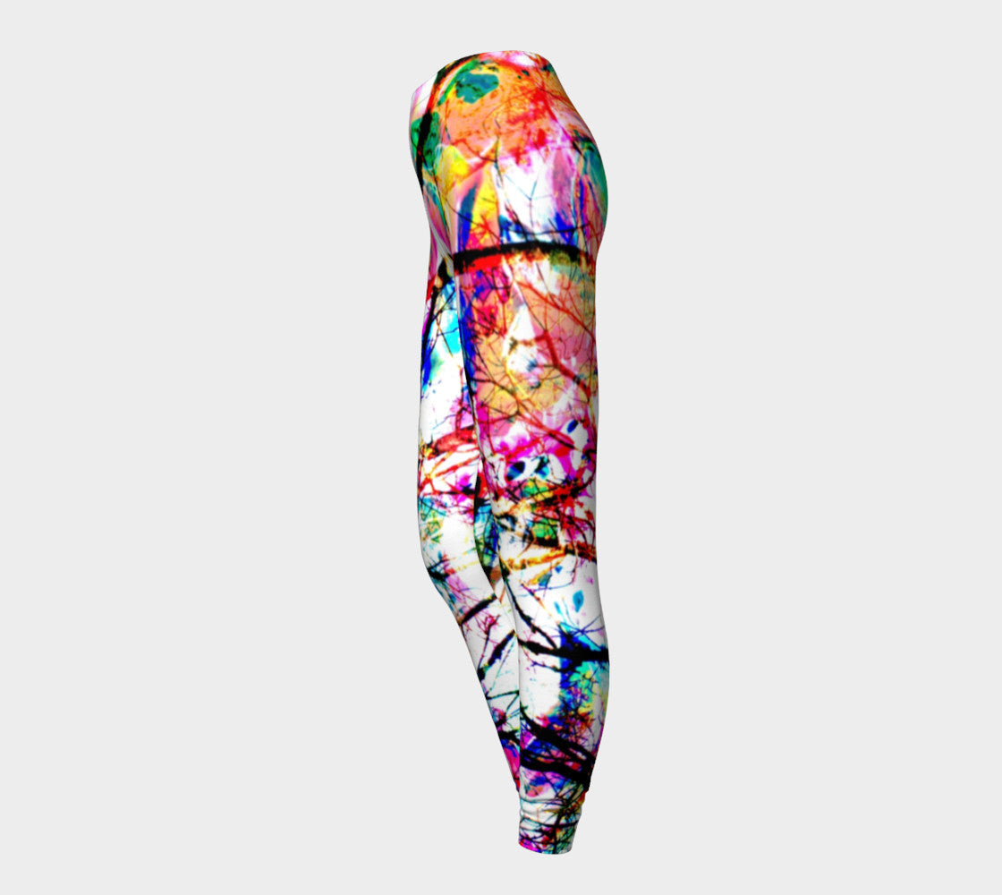 Sputnik - Leggings &&-Leggings-Fate Designs-Fate Designs
