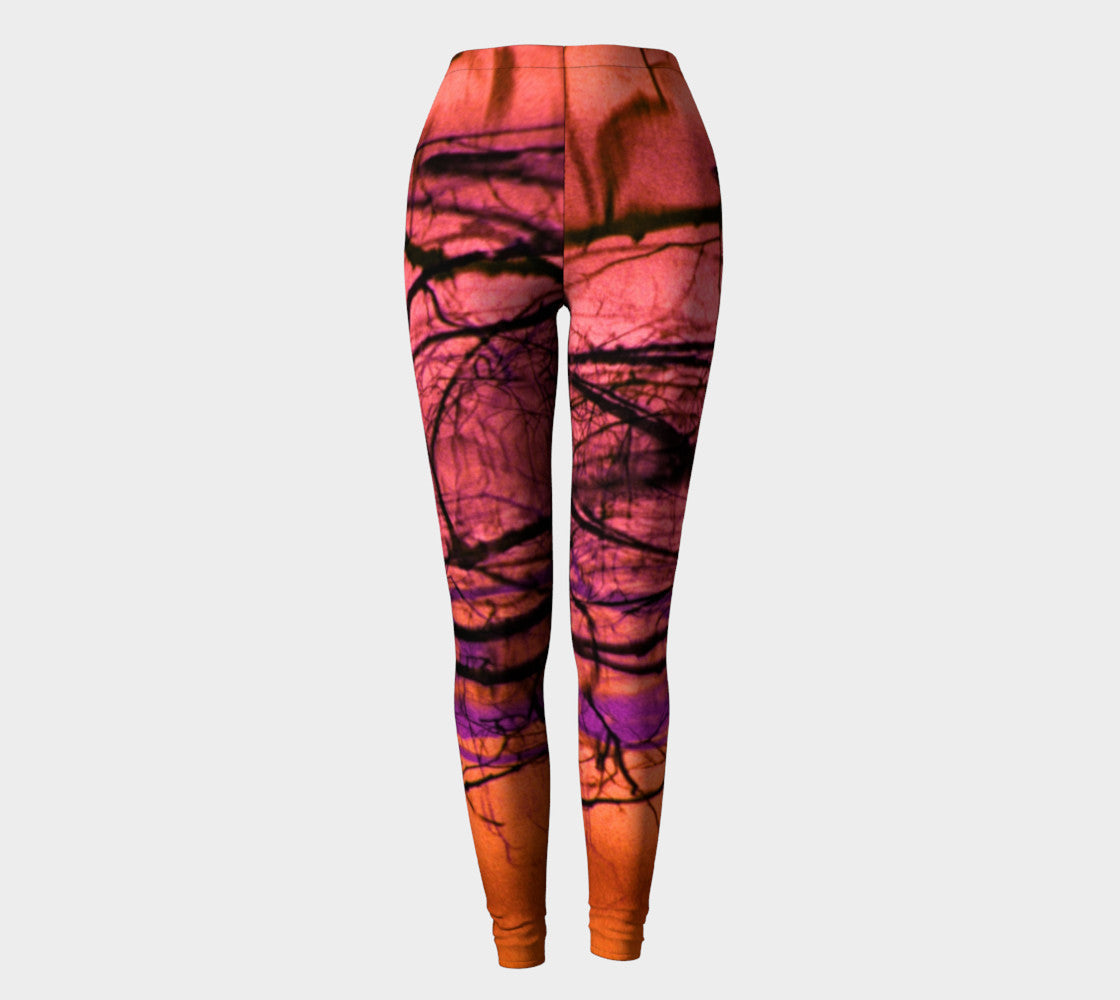 Stone of Jupiter - Leggings-Leggings-Fate Designs-Fate Designs