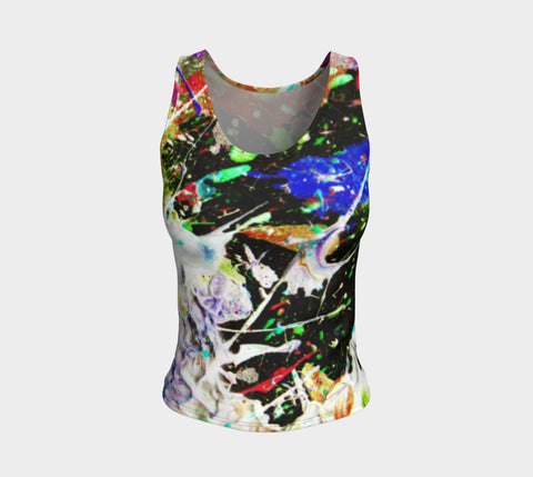 Wild Bait - Tank Top-Fitted Tank Top (Regular)-Fate Designs-Fate Designs