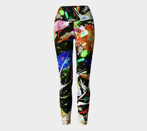 Wild Bait - Yoga Leggings-Yoga Leggings-Fate Designs-Fate Designs