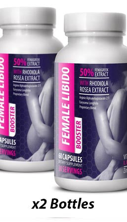 FEMALE LIBIDO BOOSTER - Enhance Better Sex Pills