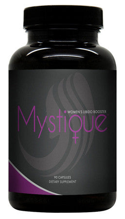Mystique For Her - Top Female Libido & Performance Booster
