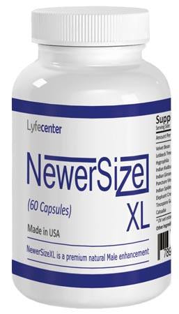 Newersizexl Male enhancement supplement 2021 formula