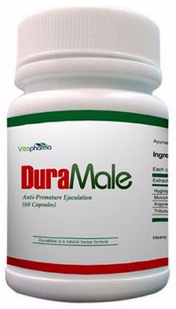DuraMale Increase Sexual performance Longer lasting sex naturally