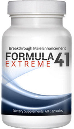 Penis Enlargment pills Formula 41 Male Enhancement