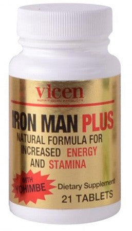 Male enhancement pills Iron Man Plus improve your sexual performance, ENERGY & STAMINA