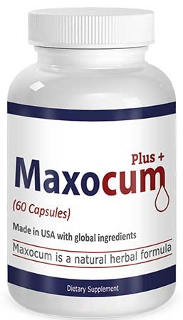 Maxocum  Increase Semen Volume 500% More Sperm Massive Cum
