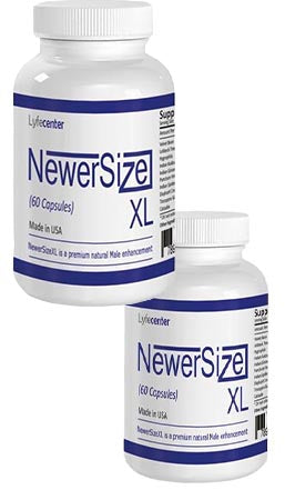 Naturally Huge Male Enlargement Pills 2 bottles