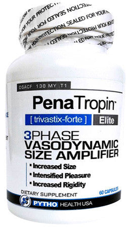 Best Penis Enlargement Pills PenaTropin  3Phase Size Amplifier technology Bigger Penis