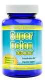 Super Colon Cleanse 1800 Maximum Body Cleansing Detox Weight Loss 60 Capsules