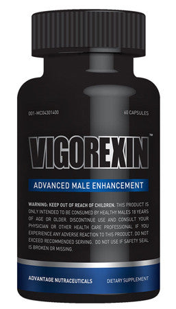 Vigorexin Male Enhancement Pills & Sexual Performance