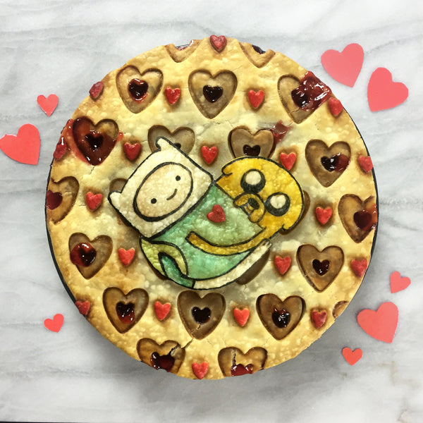Adventure Time Pie