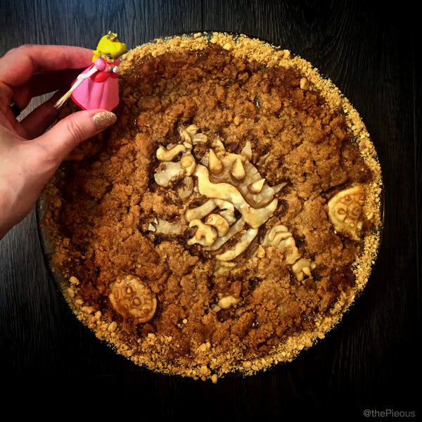 Apple Crumble Dino Dig