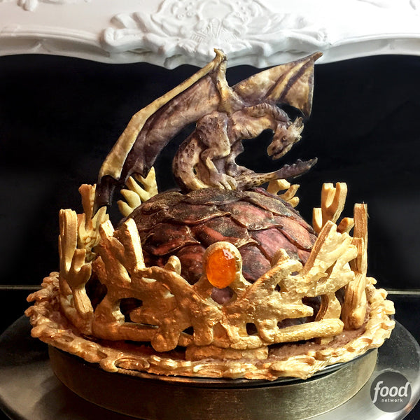 Game of Thrones Pie for Food Network