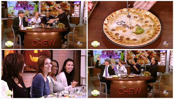 ThePieous (Jessica Leigh Clark-Bojin) on The CHEW