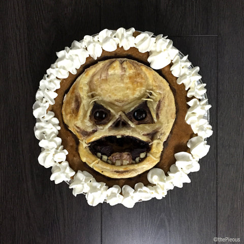 Trick r Treat Pumpkin Pie