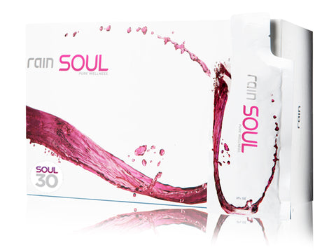 Caja de 30 sachets de SOUL de Rain International
