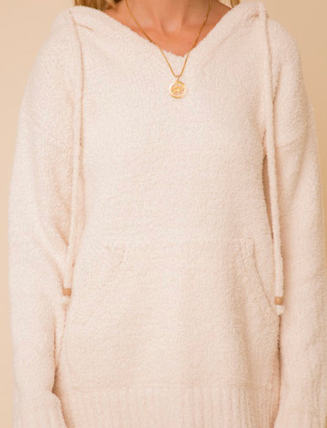 Eyelash Dream Hoodie Sweater