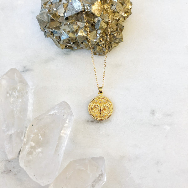Zodiac Luxe Necklace