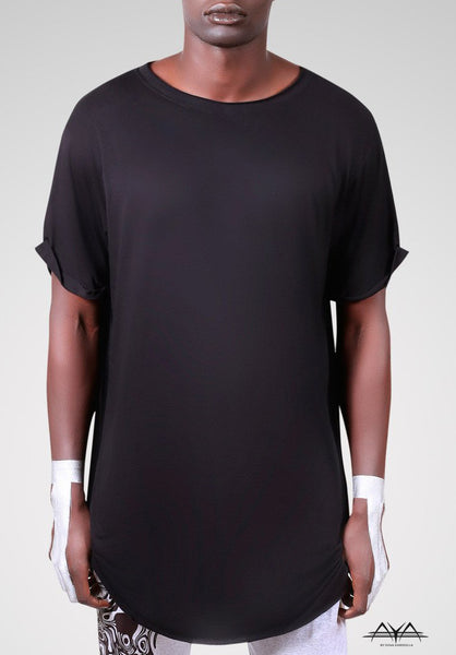 Unisex Short Sleeve  T-Shirt Noir