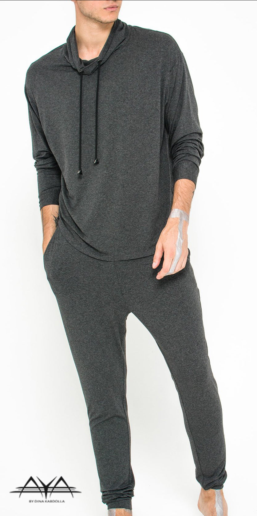 UNISEX LONG NECK BASIC SET