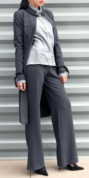 Crepe Stretch Pant