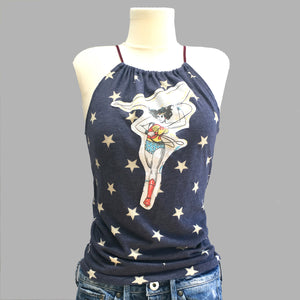 Vintage Wonder Woman Tank Top