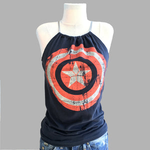 Captain America Hero Top