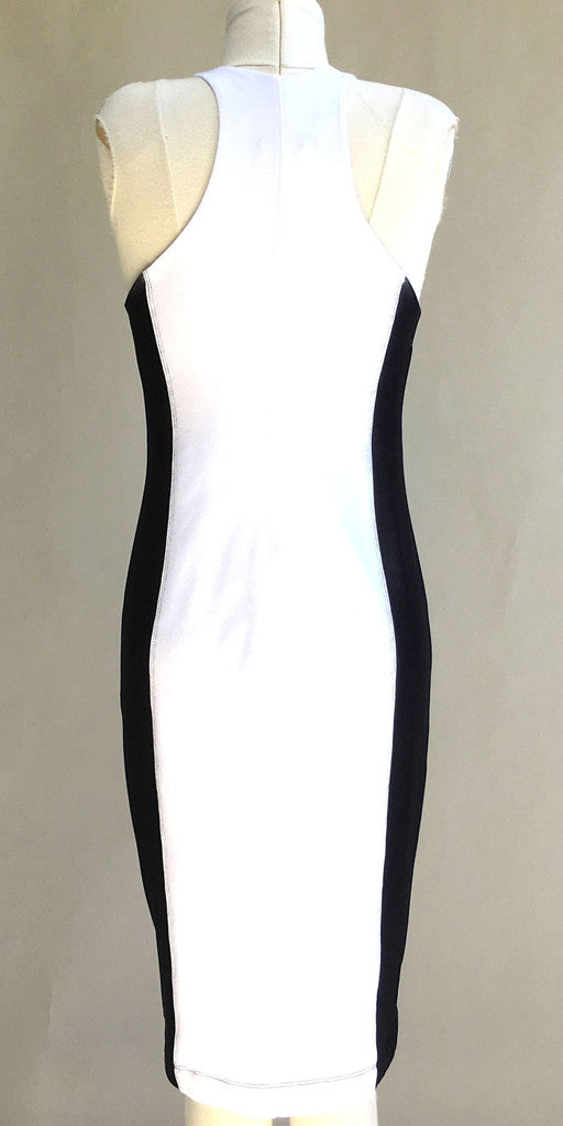 Athleisure Zipper Front Dress