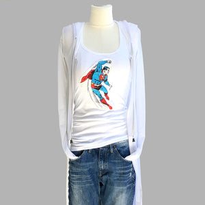Vintage Superman Tank Top