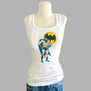 Vintage Batman Tank Top