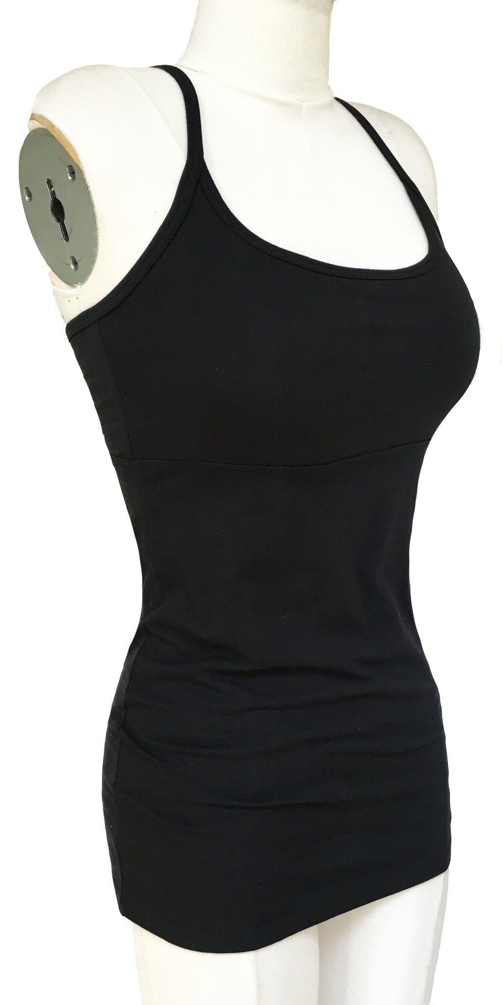 Hot Shot Racerback w/built in bra Camisole