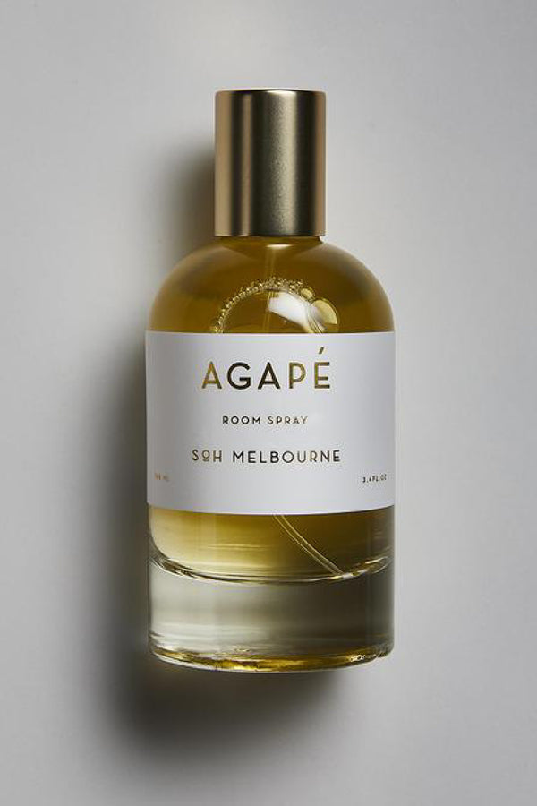 SOH Melbourne | Room Spray | Agape