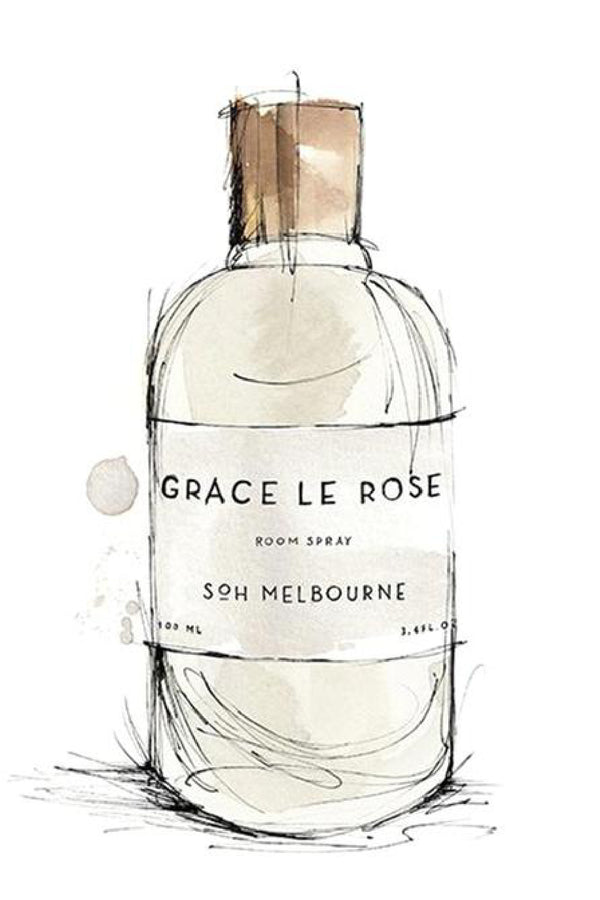 SOH Melbourne | Room Spray | Grace Le Rose