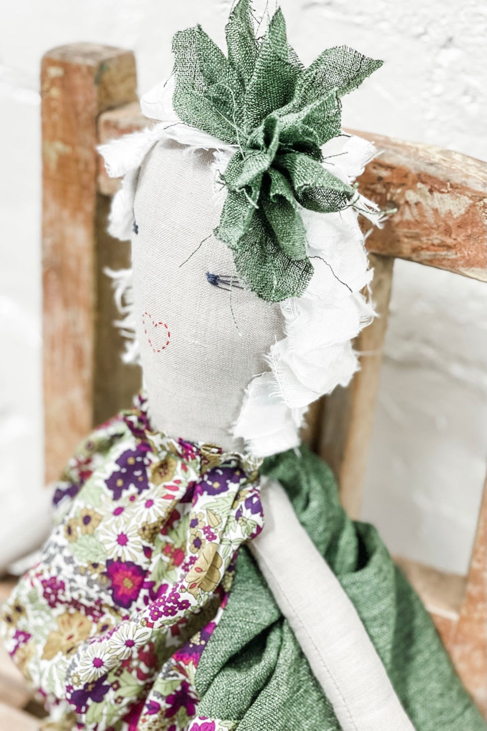 Perfectly Imperfect Doll | Sibby