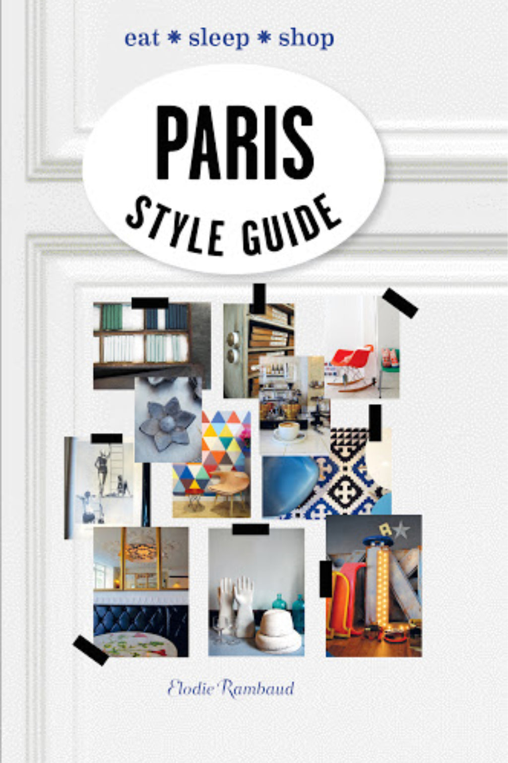 Book | Paris Style Guide