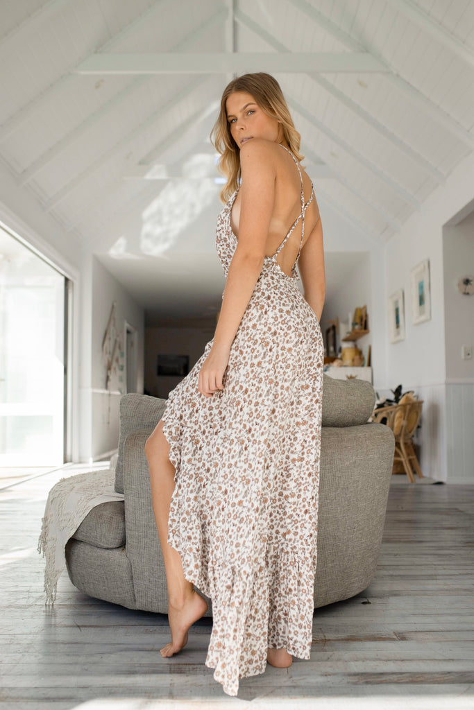 Love Earth Maxi Dress