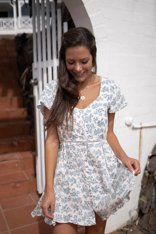 Love Earth Midi Dress
