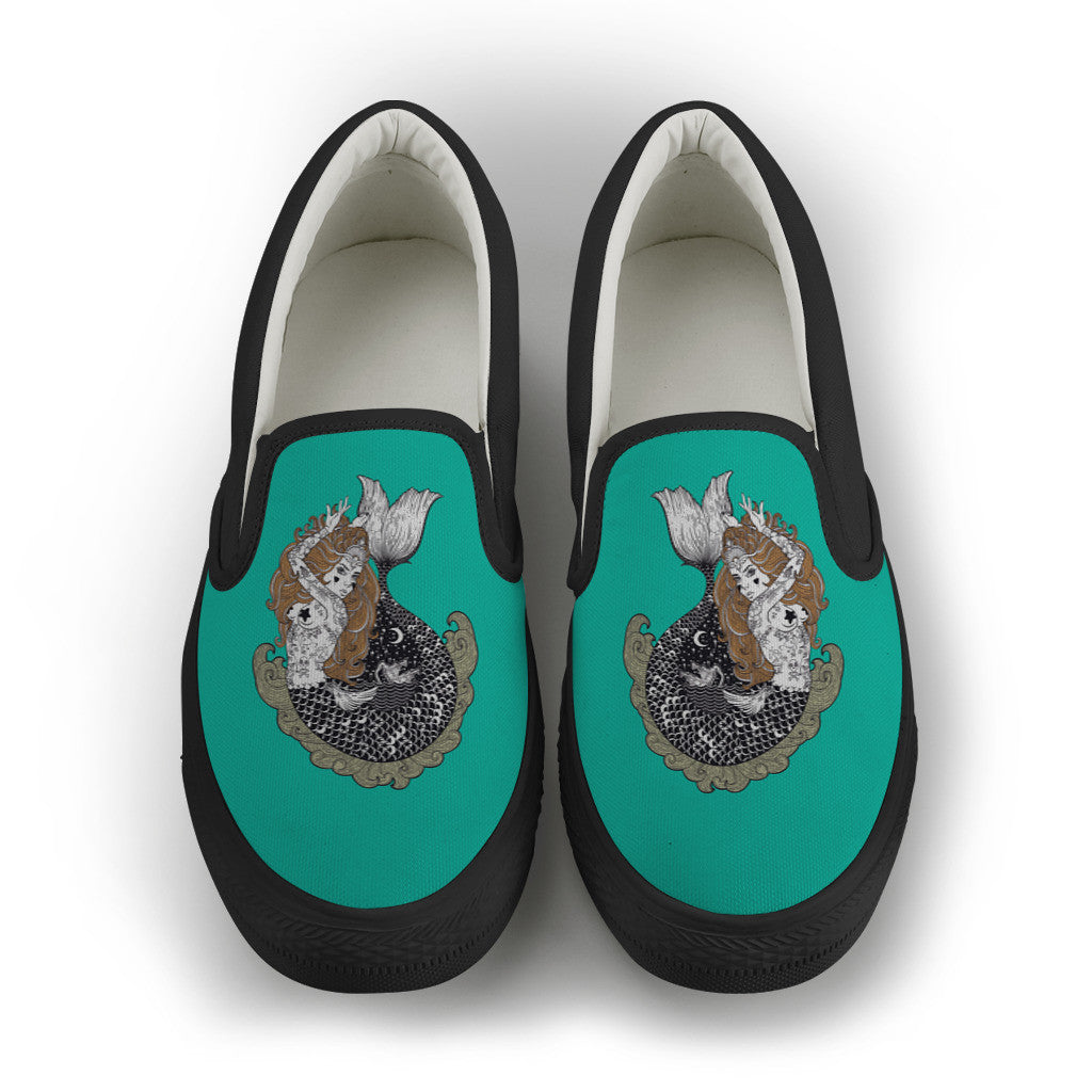 Mermaid Candace Women's Slip On Shoes