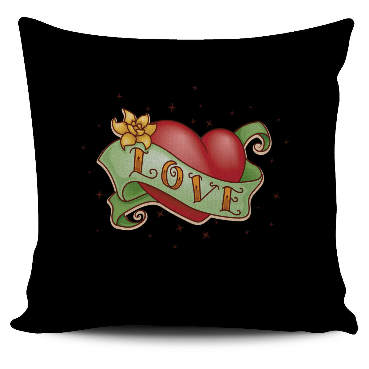 Step In Love Pillow Cover 3