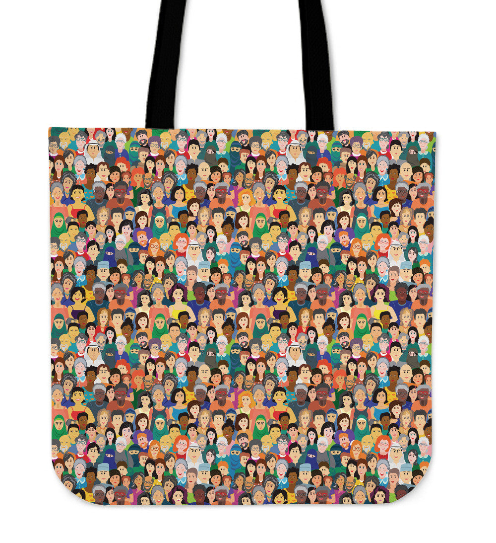 Diversity Rocks Tote Bag