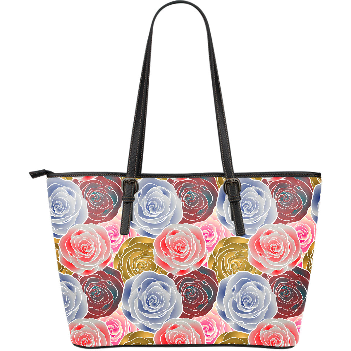 Rosey Large Leather Tote Bag
