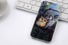 Cute Owl ShockProof Back Protective Cover - iPhones