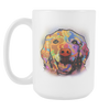 GOLDEN RETRIEVER 15oz Mug