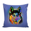 HUSKY Pillow Cover, Multi-Colors