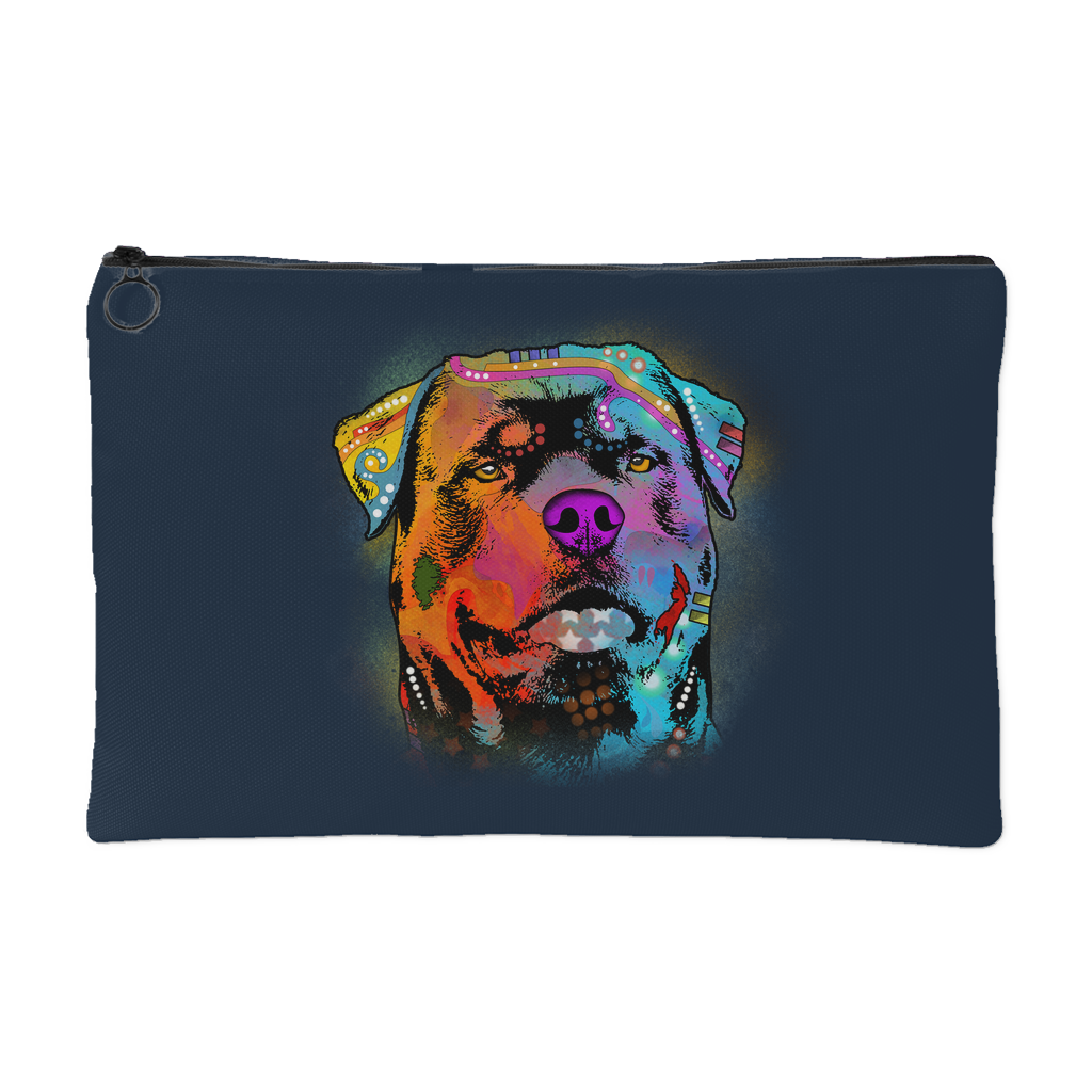 ROTTWEILER ACCESSORY POUCH, NAVY