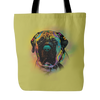 ENGLISH MASTIFF Tote Bag, Multi-Colors