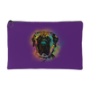 ENGLISH MASTIFF Accessory Pouch, Royal Purple